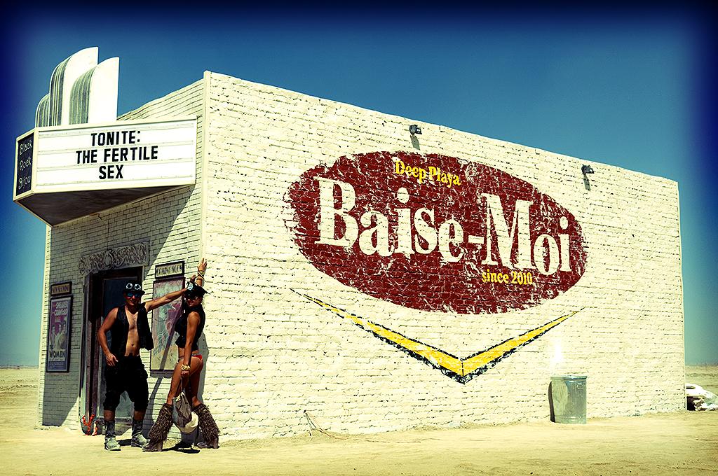Burning Man - Fuck Me   David ARNAUD   Flickr
