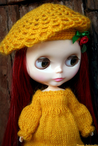 Charlotte dressed for Autumn | by ~*De Belles Poupées*~