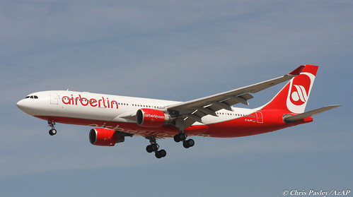 Airbus A330-223 Air Berlin D-ALPF | by Pasley Aviation Photography