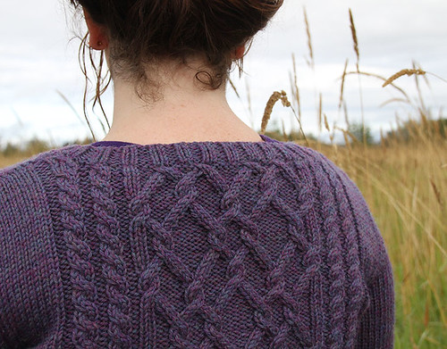 Ravine Pullover | by crazyknittinglady
