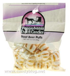 Pennsylvania Dutch Candies - Root Beer Puffs | by cybele-