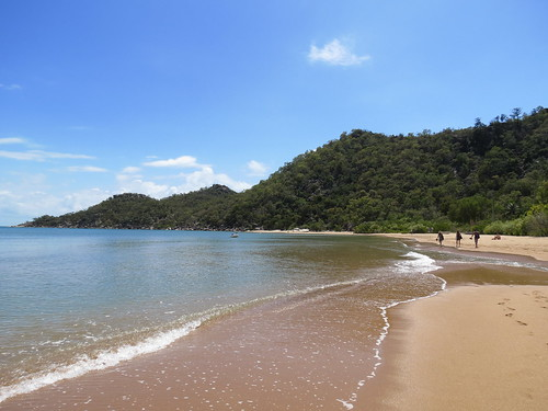 how to get to magnetic island from perth