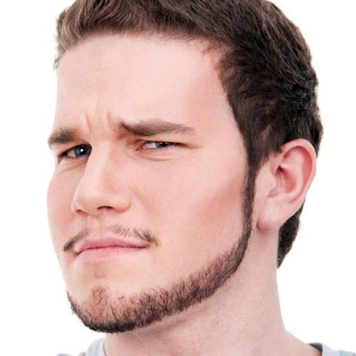 Sensational Small Beard Amp Mustache Menshair About Com Od Facialhair Ig Flickr Short Hairstyles For Black Women Fulllsitofus