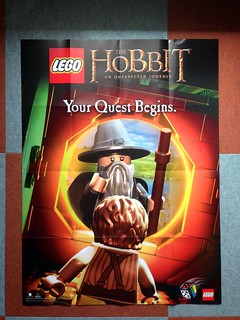 LEGO The Hobbit - Your Quest Begins | by fbtb