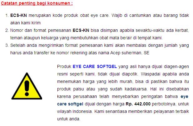 Obat radang kornea mata