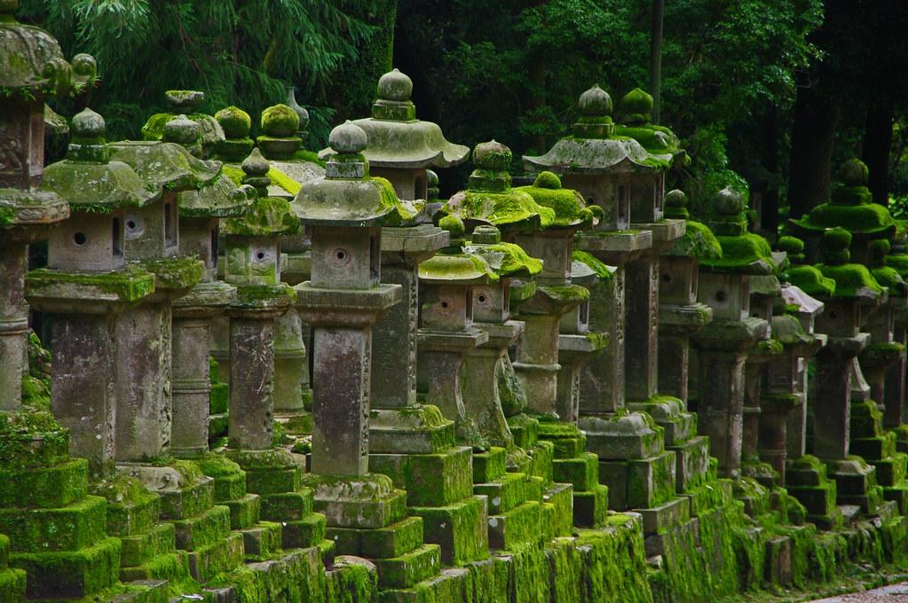 Kasuga Taisha Shrine, Nara, Japan  Kasuga Taisha Shrine, Na…  Flickr