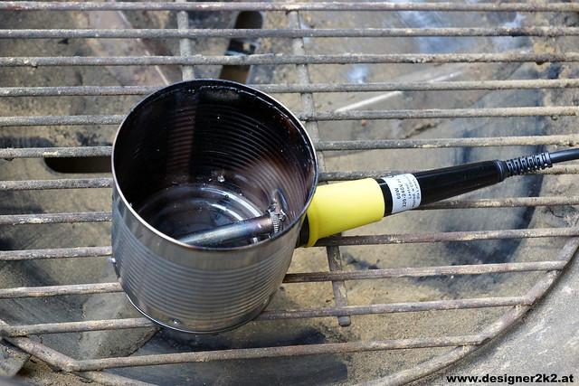 soldering iron smoker flickr photo sharing. Black Bedroom Furniture Sets. Home Design Ideas
