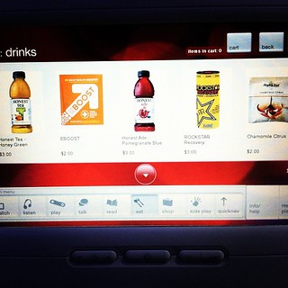 Spot the #FairTrade  beverage on @virginamerica.  Hint: it's @honestbeverages | by Fair Trade Certified