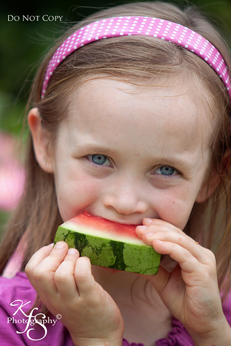 Watermelon Girl | by Kidzmom2009