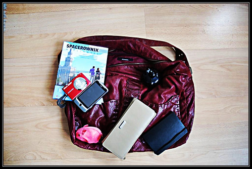 What's In My Bag: Friday Work Version | by serendipity_always