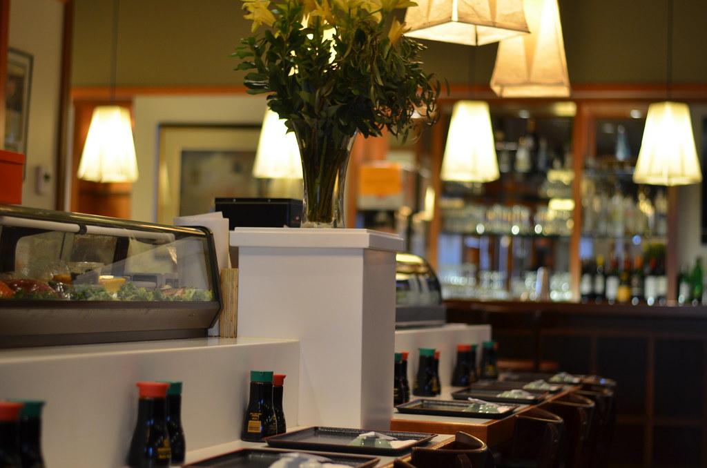 M Sushi Restaurant Japonais  Ef Bf Bd Volont Ef Bf Bd Paris