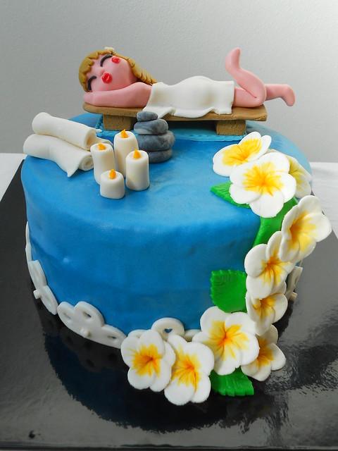 Birthday Cake Images And Massage : Massage cake Flickr - Photo Sharing!