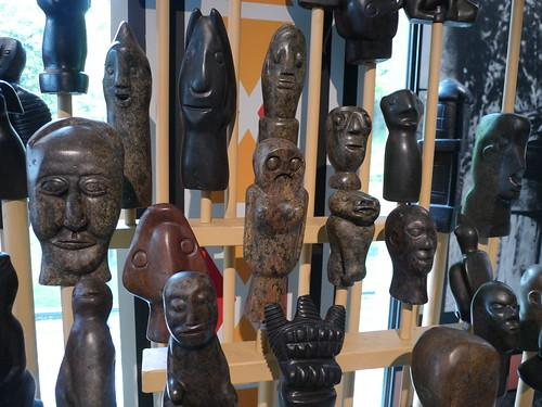 funchal sculptures en pierre du zimbabwe collection bera flickr. Black Bedroom Furniture Sets. Home Design Ideas