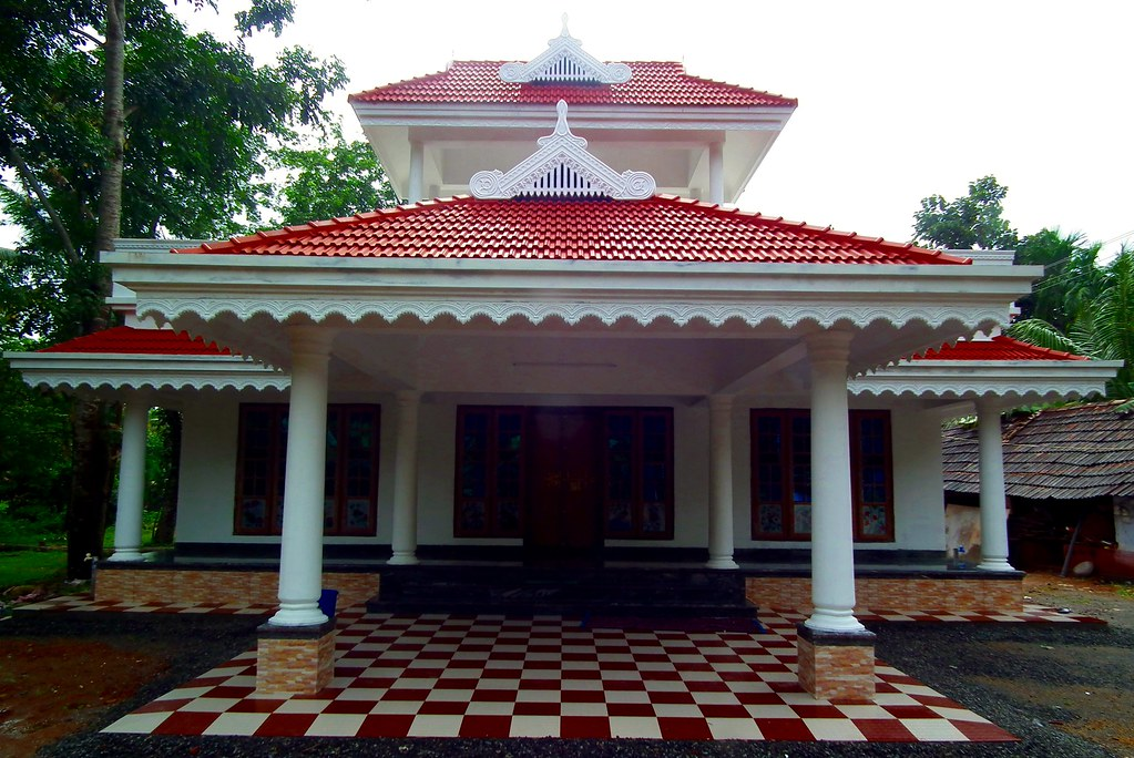 A Typical House in Kerala | Ramesh NG | Flickr