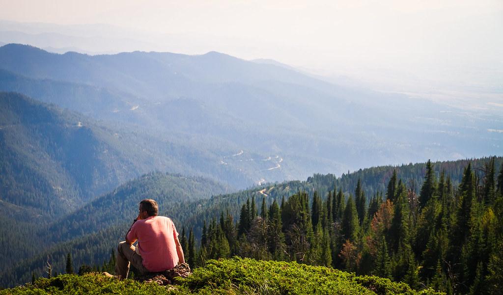 Sapphire Mountains Montana Map.Reflection Sapphire Mountains Montana Jeff Smith Flickr