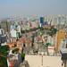 Center of Sao Paulo - Bird's eye view