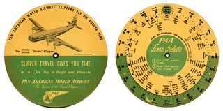 Pan American World Airways Time Selector | by Alan Mays