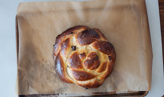 chocolate chunk and sea salt challah | by sassyradish