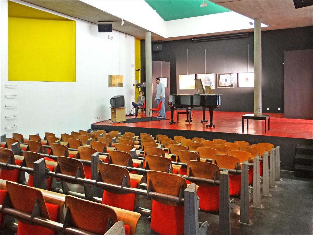 La maison du br sil cit internationale universitaire de flickr - Maison du bresil paris ...