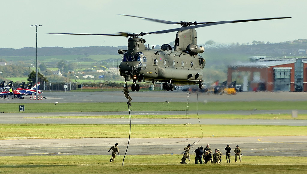 special ops  quot sbs quot  exiting a chinook helicopter raf val happy september images happy september birthday images