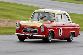 Goodwood Revival 2012 - Alan Mann Prefect | by jamesst1968