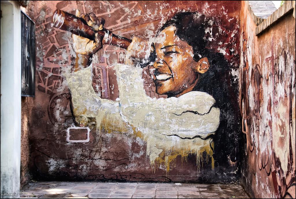 El ni o de las pinturas dr zoidberg flickr - Pinturas arenas granada ...