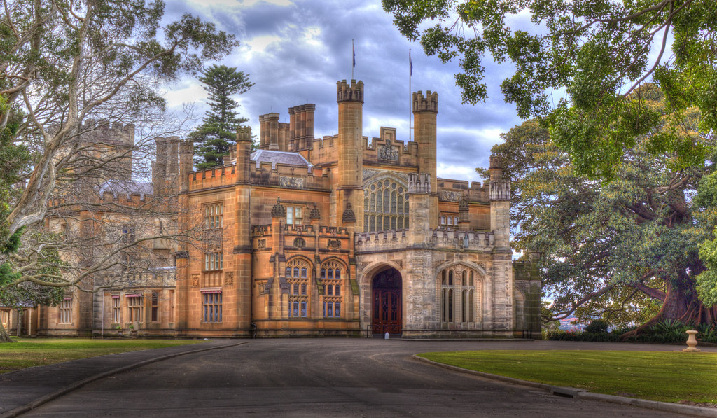 Government House - Sydney NSW