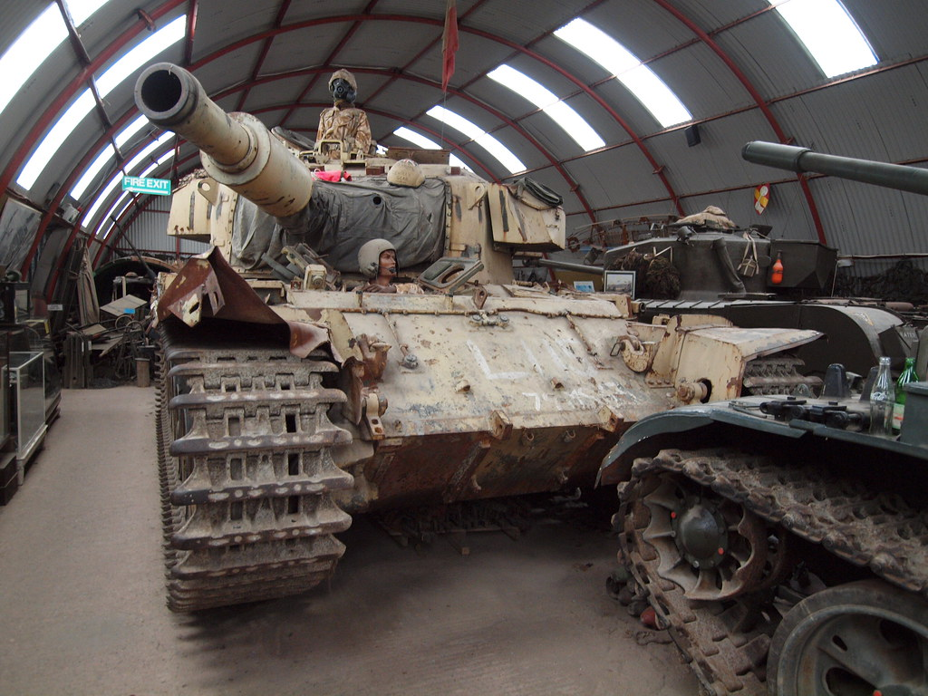 Centurion Mk5 Avre Tank Cobbaton Combat Collection Flickr