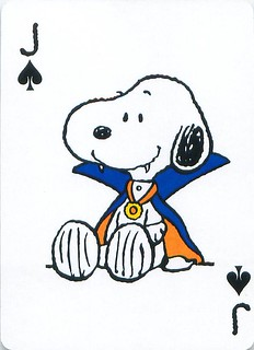 Peanuts Great Pumpkin Playing Cards | by andertoons