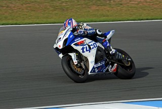 Josh Brookes exiting fogarty esses | by ni kon ninja