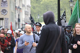 Occupymay March, May Day 2012 in London | by Ian Press Photography