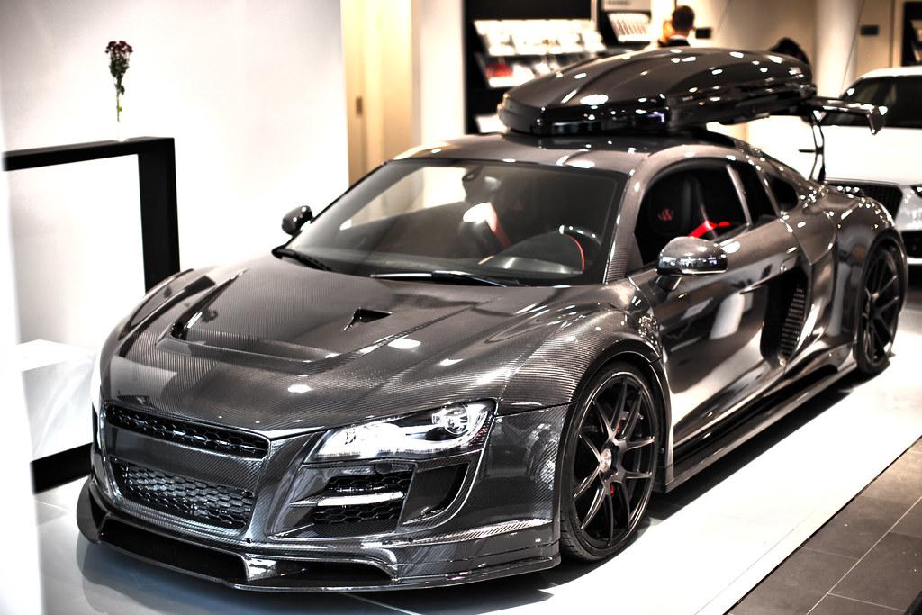Jon Olsson's Audi R8 V10 PPI Razor | PPI Razor I'm quite ple… | Flickr