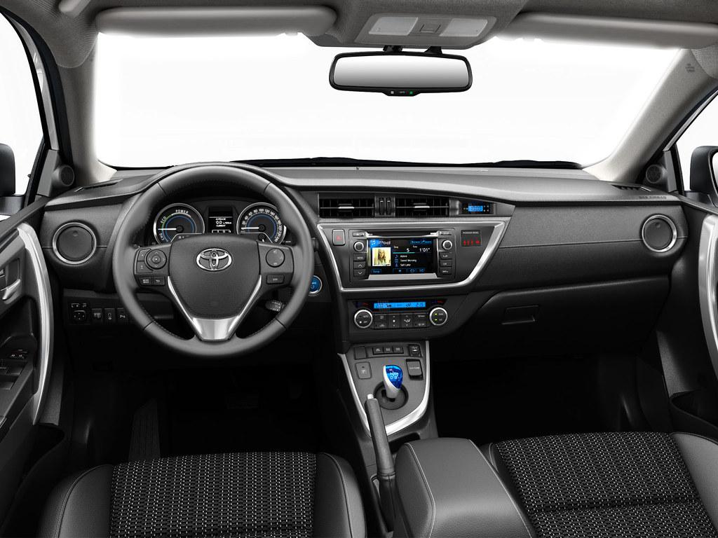 Toyota Auris Hybrid 2013 Interior   Flickr - Photo Sharing!