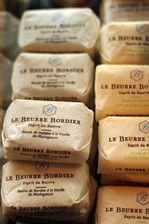bordier butters | by David Lebovitz