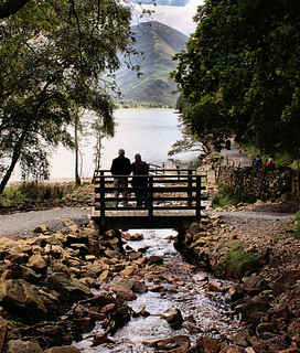 Couple enjoying Buttermere | by Gem E Piper