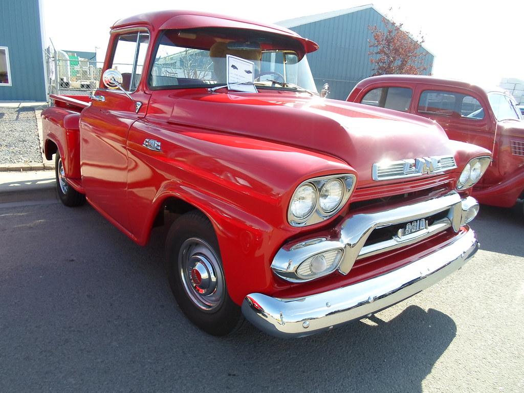 New Gmc Truck >> 1959 GMC 9310 pickup truck | dave_7 | Flickr