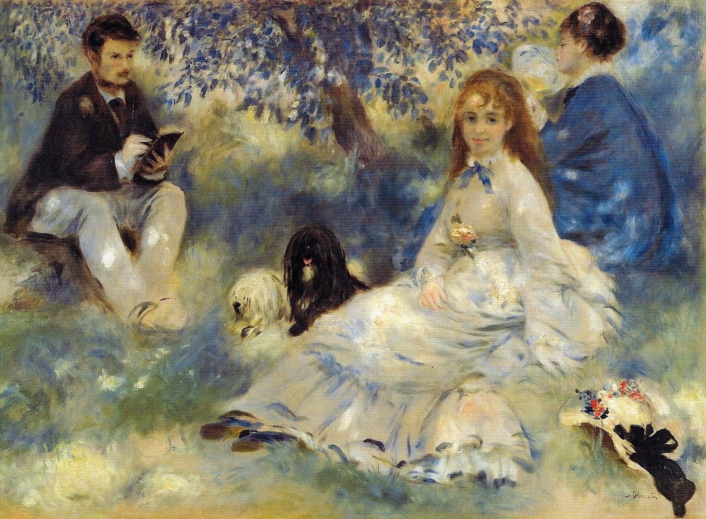 Renoir Famous Paintings Video