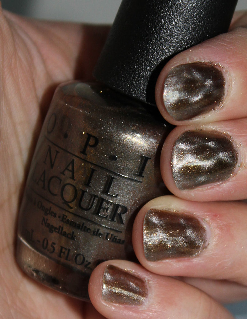 OPI Bond... James Bond Magnet Nail Polish | I\'M SO NOT GOOD … | Flickr