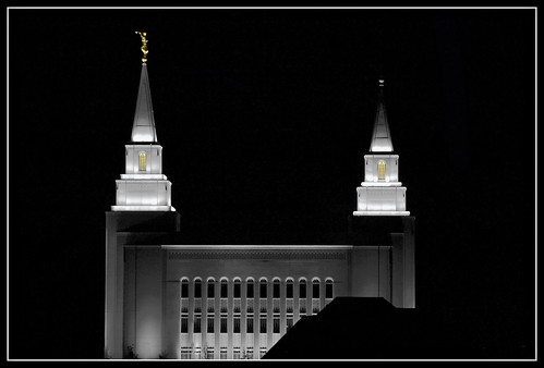 Mormon Temple | by Lisa Plymell