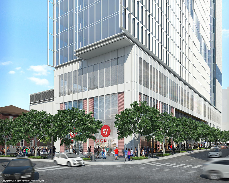 Coda Building Renderings