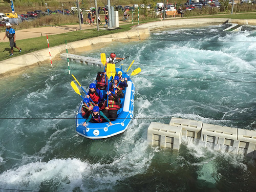Lee Valley White Water Centre | by diamond geezer