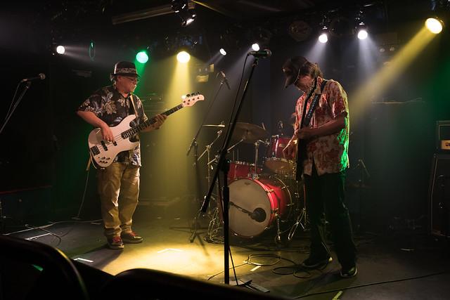 A.T.M live at 獅子王, Tokyo, 15 Sep 2016 -1010394