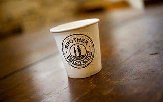 Brother Espresso's new logo. | by voidboi