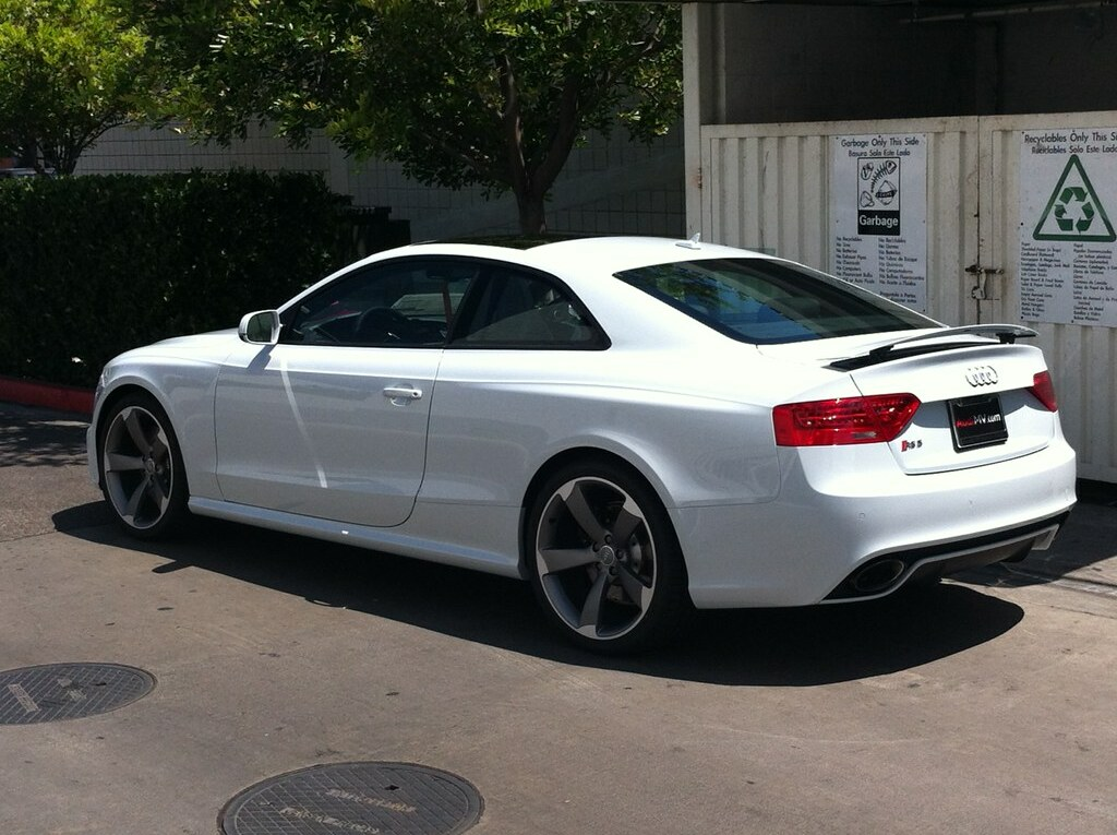 Image Result For Audi A White