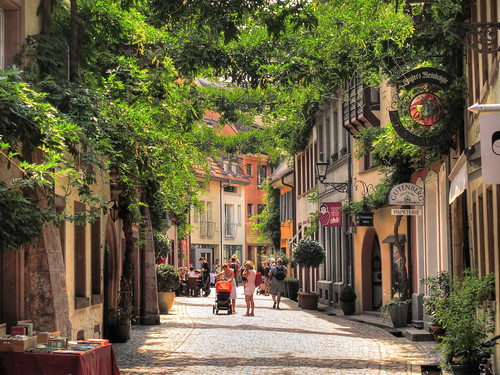 City Life in Freiburg | by Habub3
