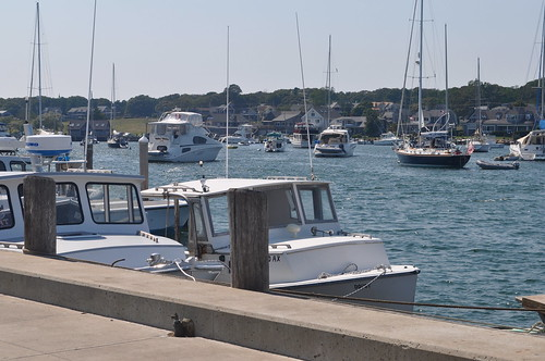 Harbor at Oak Bluffs | by Claudia Hajian