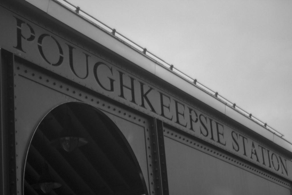 Exterior: Poughkeepsie Train Station In