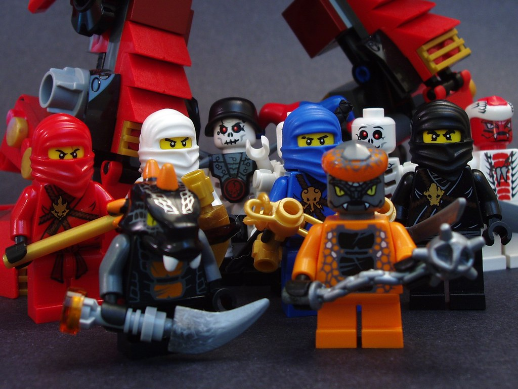 Ninjago vs chima let me get this straight there are rumo flickr - Ninjago vs ninjago ...