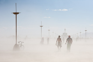 Dust Storms and The Unburnt Man | by jasfitz | letsfrolictogether.com