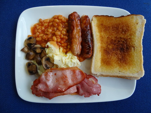 english breakfast.... | by kosta le rouge